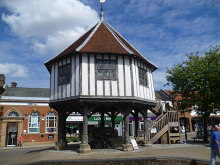 Wymondham, The Market Cross, Norfolk © Marathon